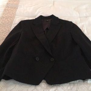 Theory Blazer Black Size 6
